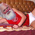 Santa sex & elf panties No. 1