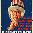 Dissenters Hate Freedom