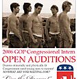 Congressional Intern Auditions