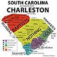 South Carolina as viewed from Charleston