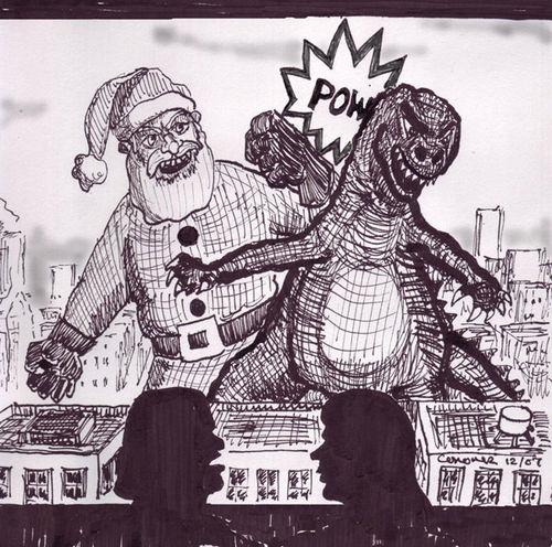 Christmas blockbusters