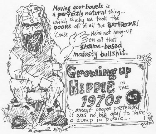Growing Up Hippie No. 3